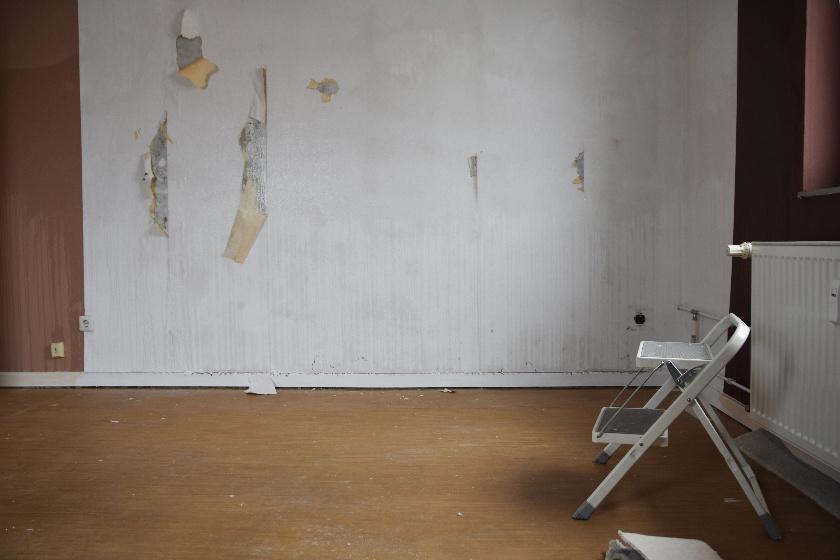 Mietwohnung Renovation
